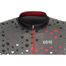 GORE WEAR C3 Maillot Mujer, black/hibiscus pink